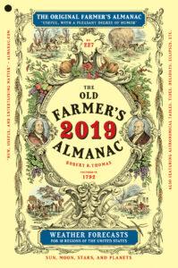 Farmer's Almanac for Urban Vegetable Garden